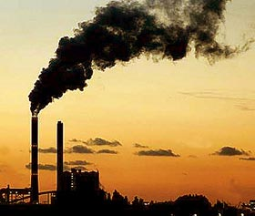 Imagen de una incineradora