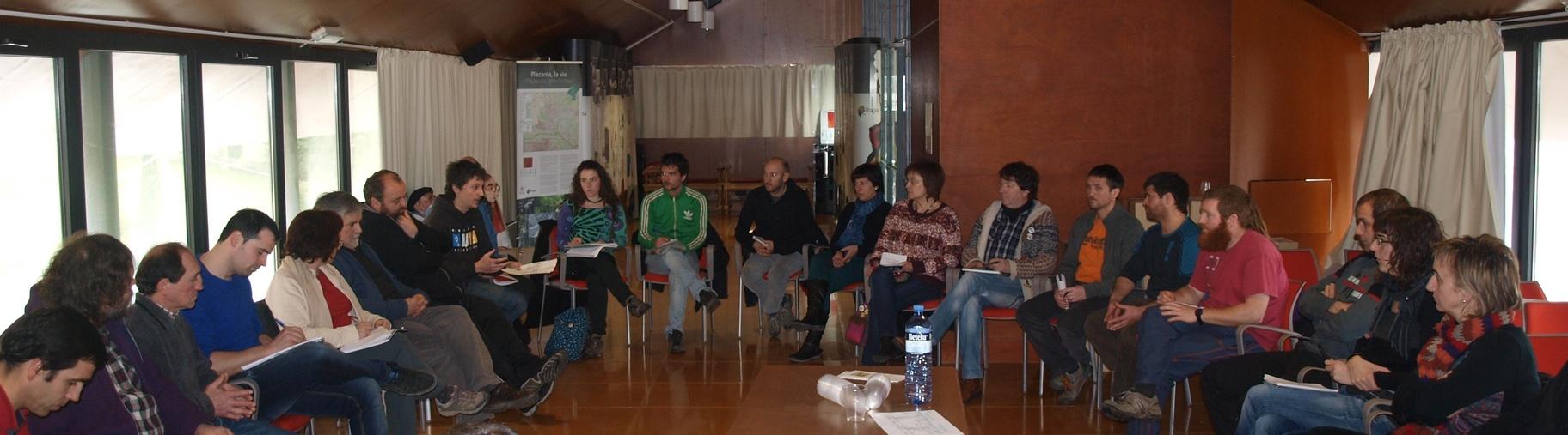 Foto del encuentro